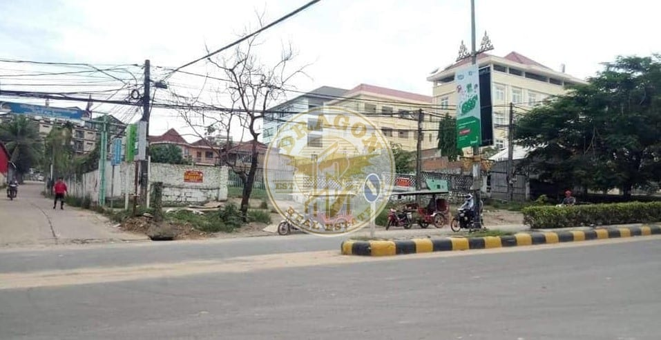 West Port Land for Sale or Rent. Real Estate in Sihanoukville