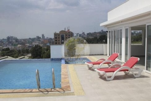 One Bedroom of Luxurious Apartment. Sihanoukville Cambodia Property Sale