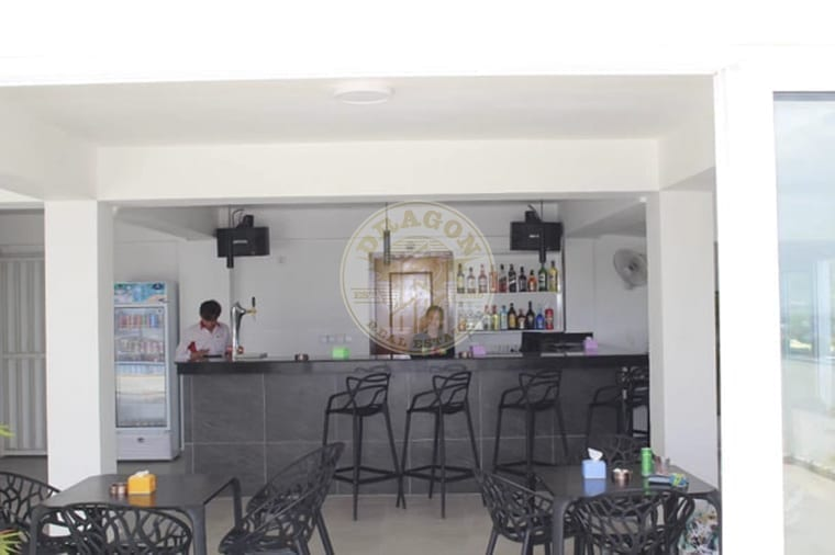 One Bedroom of Luxurious Apartment. Sihanoukville Real Estate