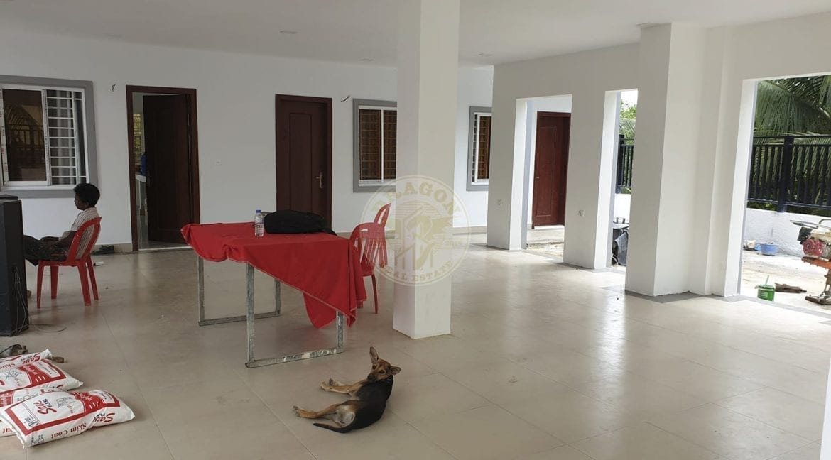 Guest House in Sihanoukville for Rent. Real Estate in Sihanoukville.