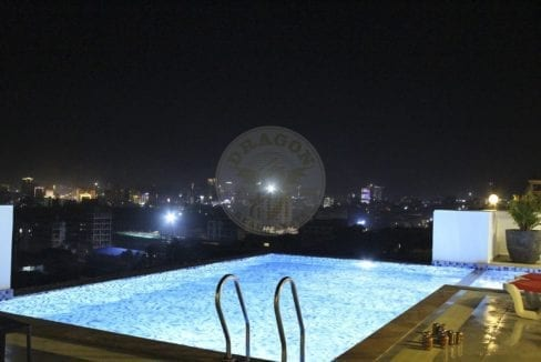 One Bedroom of Luxurious Apartment. Real Estate in Sihanoukville