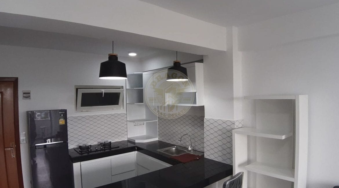 Europe Style Apartment for Rent. Sihanoukville Property