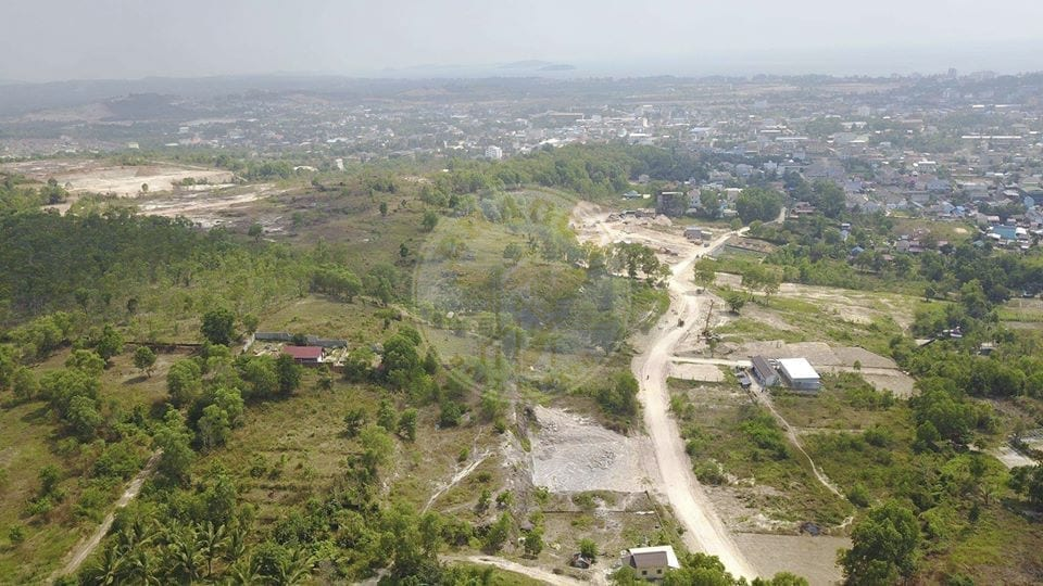 Land for Sale Best for Business or House. Real Estate Sihanoukville