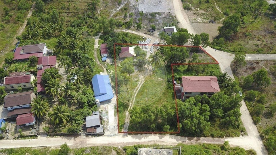 Land for Sale Best for Business or House. Rooms for Rent in Sihanoukville Cambodia