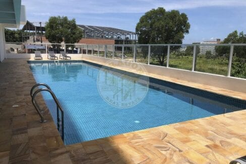 Great Amenities and Great Location Apartment for Rent. Real Estate Sihanoukville