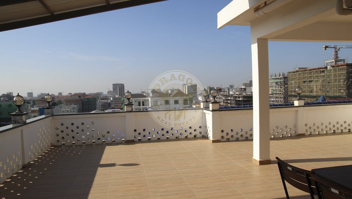 Pent House for Rent for only 700 Per Month. 150m2