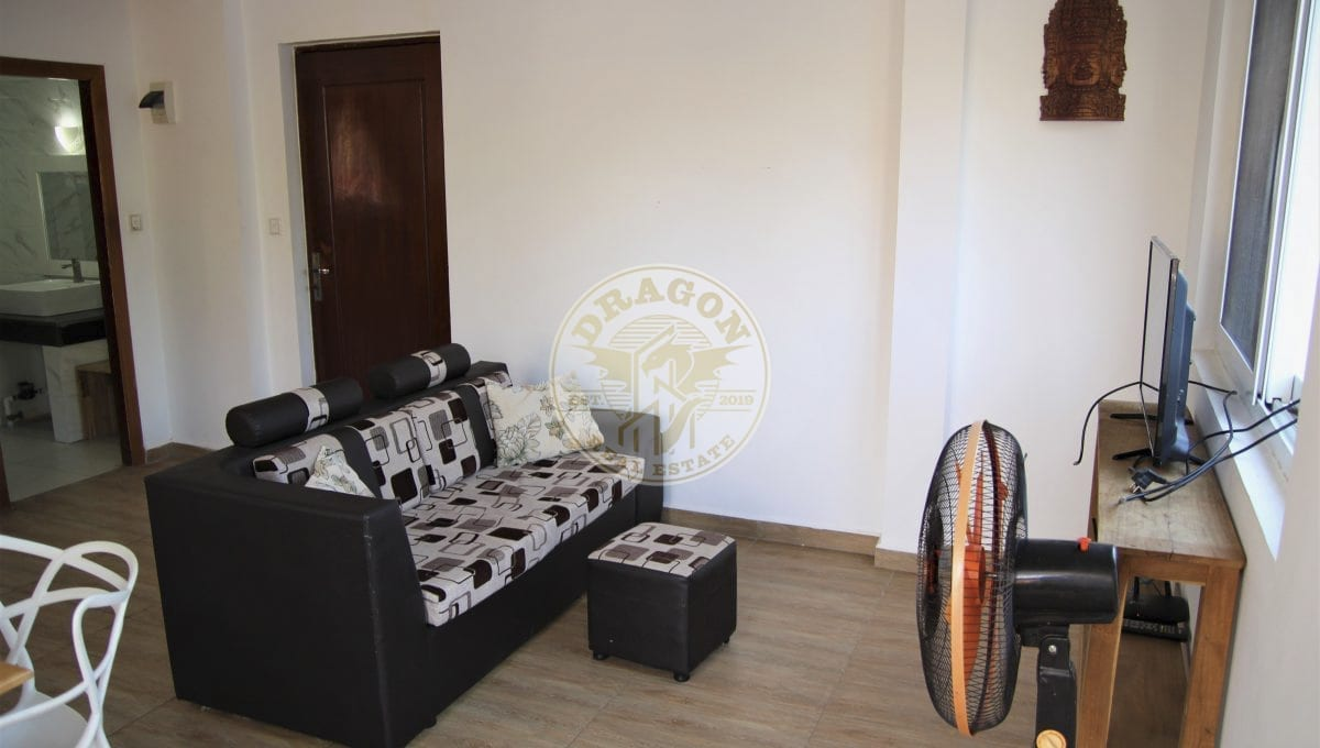 Good Price Apartment Ready to Move In at Preah Sihanouk
