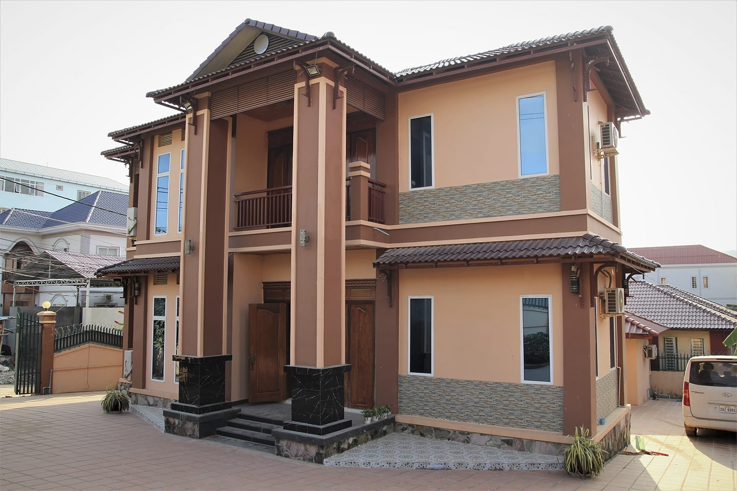 Wonderful Villa with 6 Bedrooms for rent in Sihanoukville