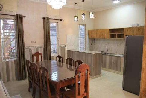 Wonderful Villa with 6 Bedrooms for rent in Sihanoukville. Dragon Real Estate