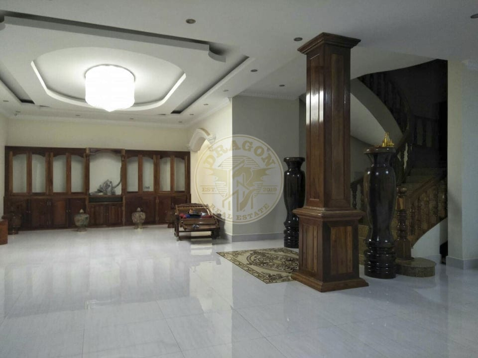 Villa with Private KTV room for Rent. Sihanoukville Monthly Rental