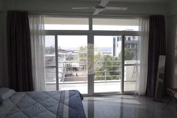 High Quality 43m2 Studio Apartment for Rent. Rooms for Rent in Sihanoukville Cambodia