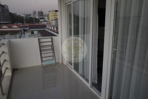 High Quality 43m2 Studio Apartment for Rent. Real Estate Sihanoukville