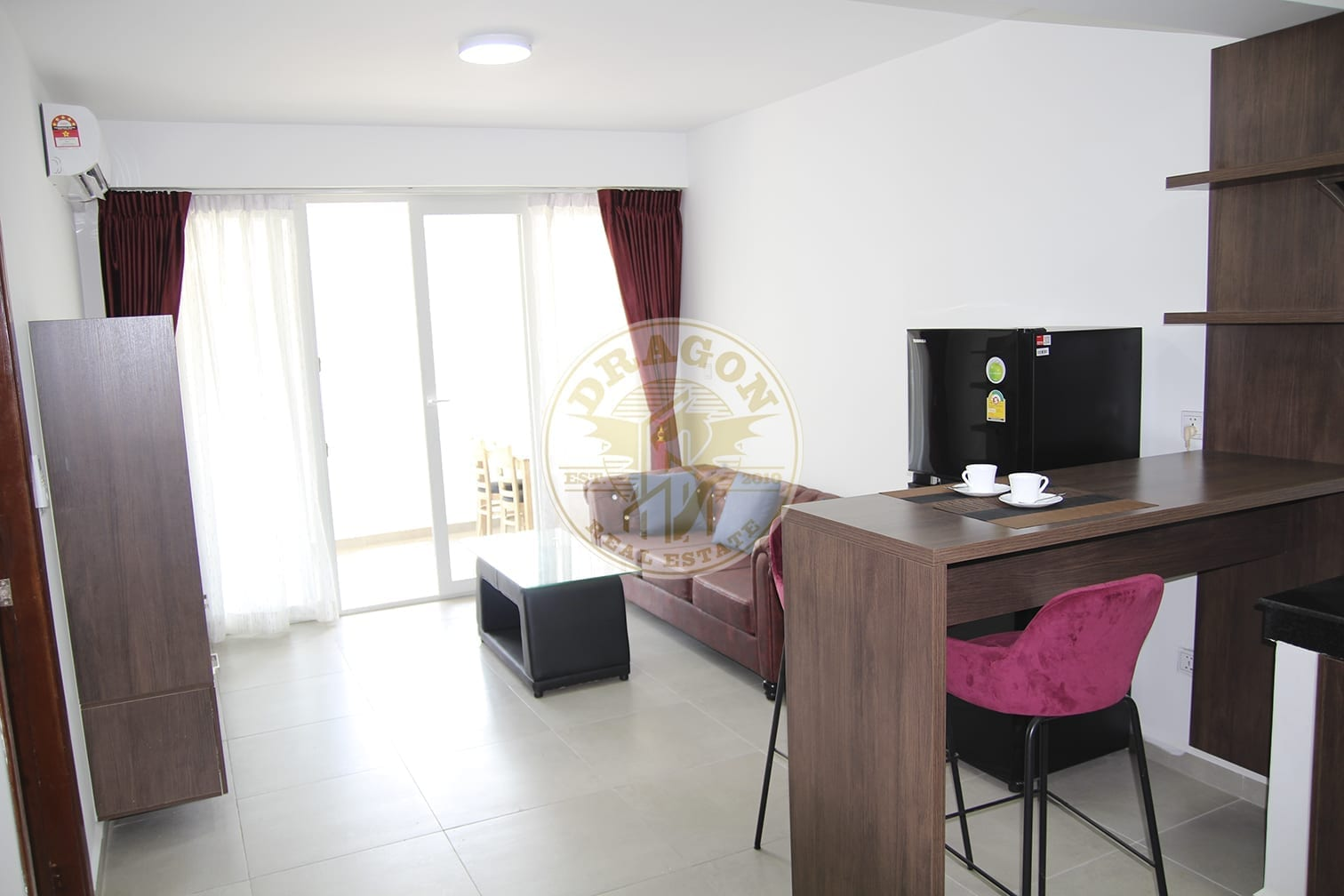 Heartful Apartment for Rent. Sihanoukville Monthly Rental