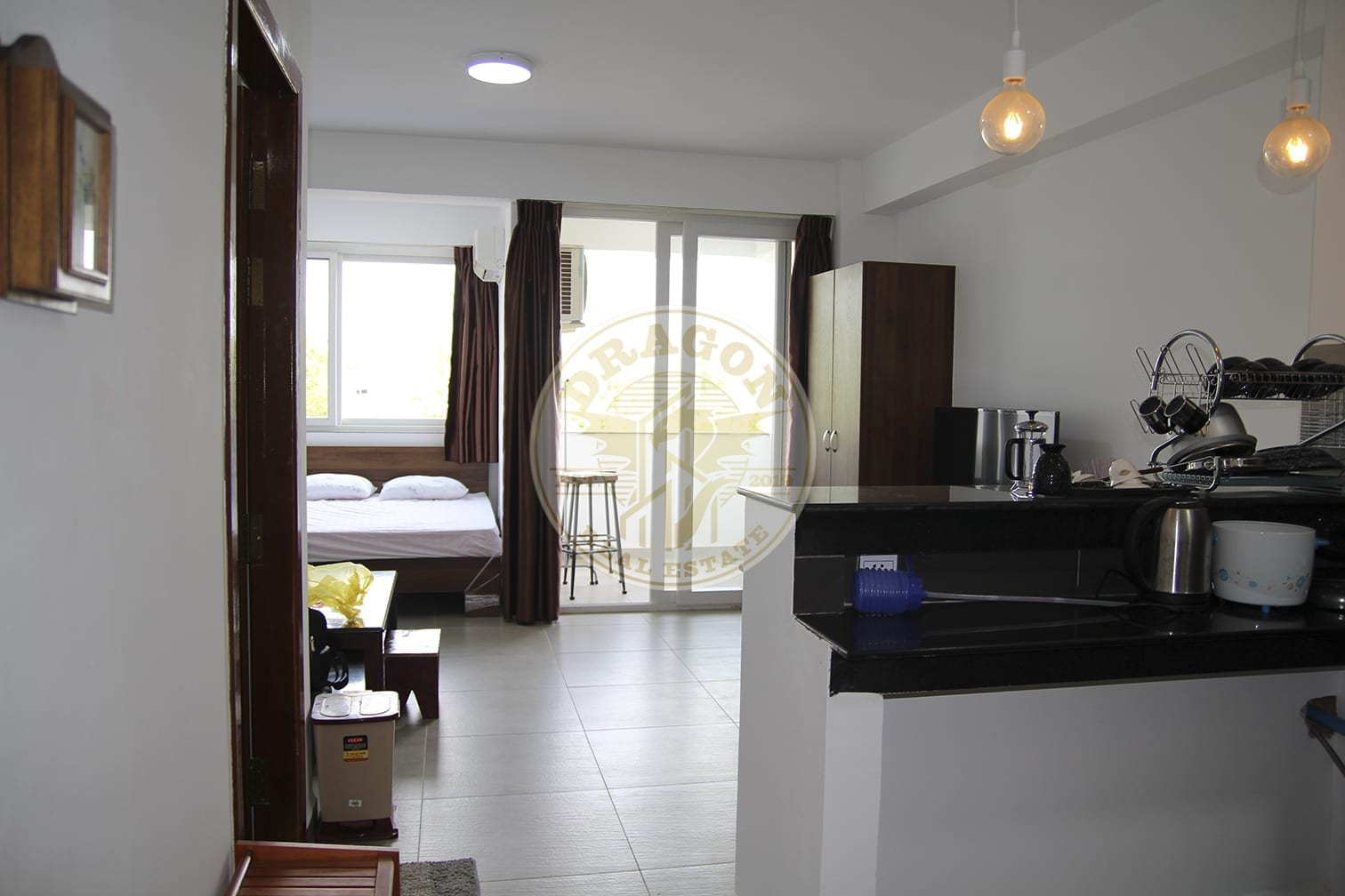 Sail Into Your New Home. Studio for Rent. Real Estate Sihanoukville