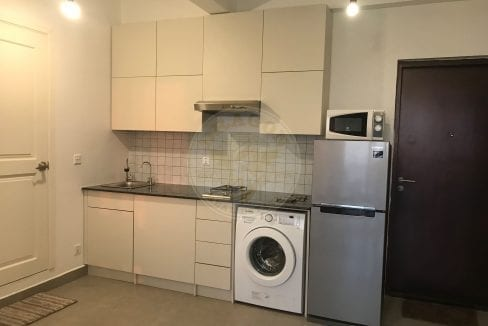 Beautiful Fully Furnished Two Rooms Apartment with Fantastic View. Rooms for Rent in Sihanoukville Cambodia