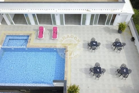 Spectacular Views in Every Direction Studio for Rent. Real Estate in Sihanoukville