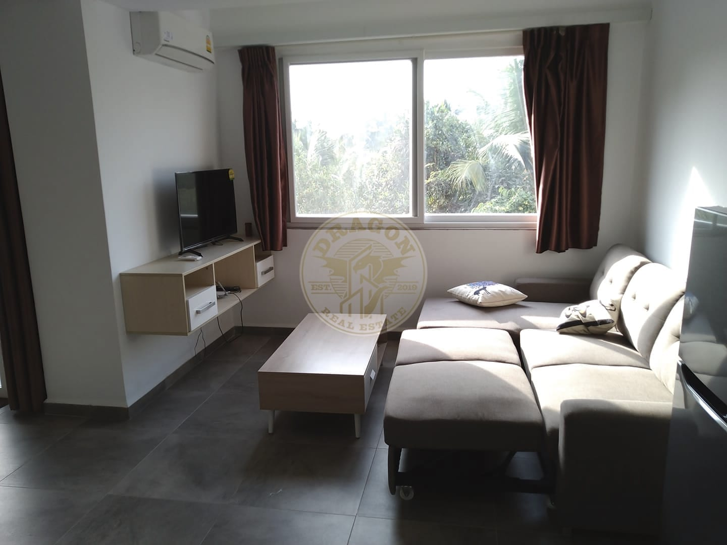 Service with a Lifestyle Apartment for Rent. Real Estate Sihanoukville
