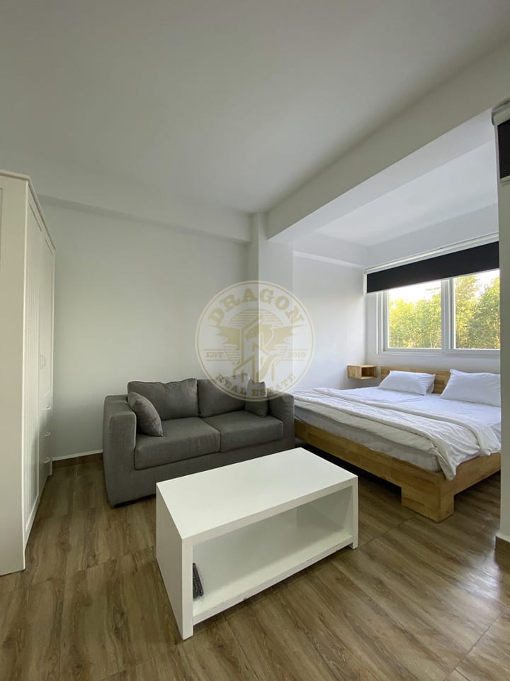 Supreme Residences for a Modern Lifestyle. Studio for Rent in Sihanoukville. Sihanoukville Real Estate