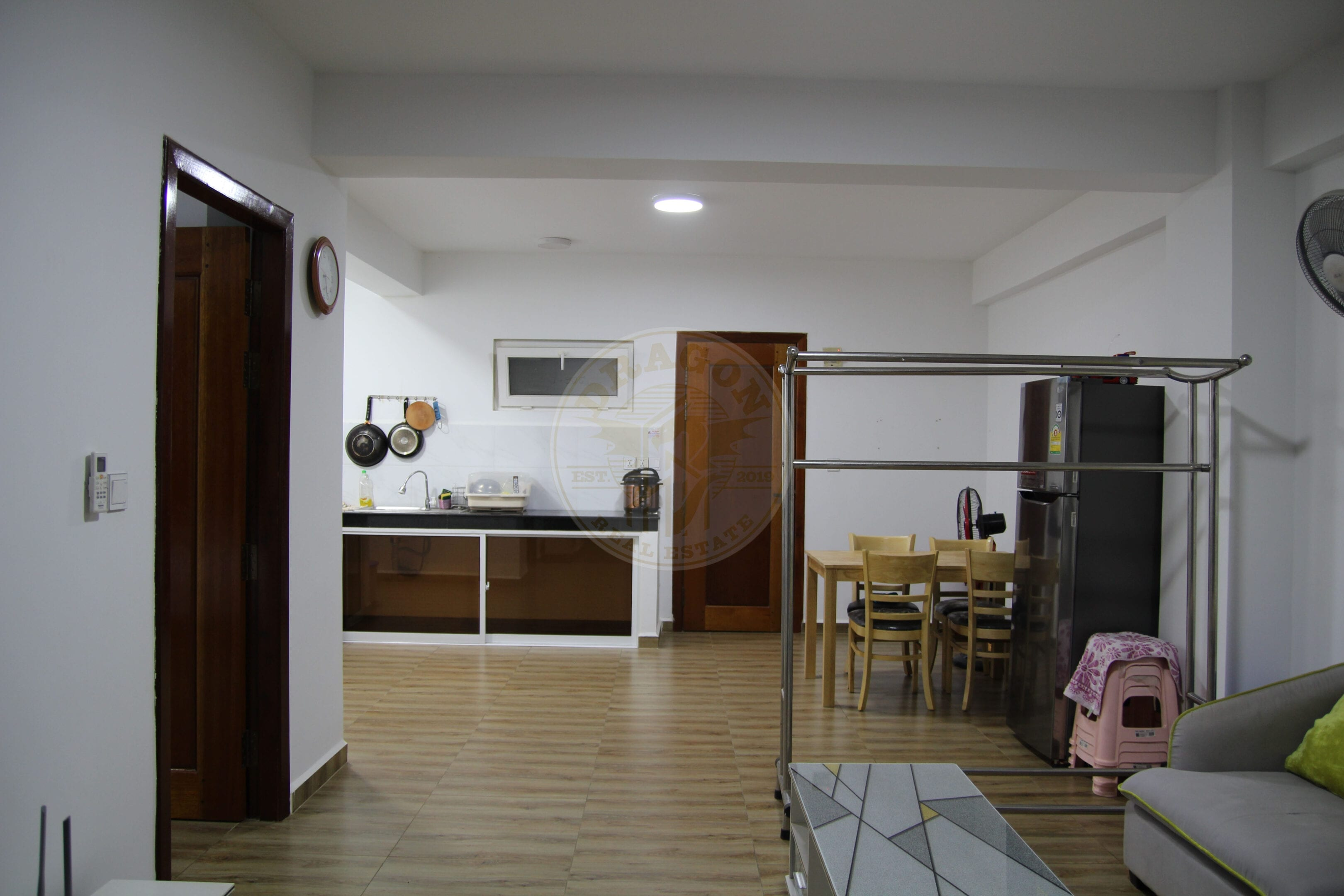 Sophisticated Style! Apartment for Rent in Sihanoukville. Rooms for Rent in Sihanoukville Cambodia