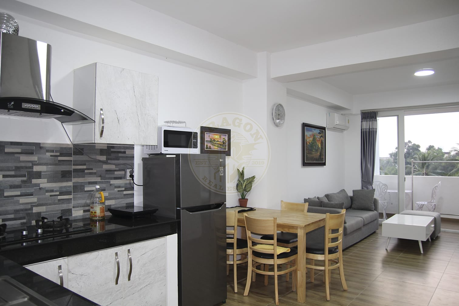 Quality Living  Apartment for Rent in Sihanoukville