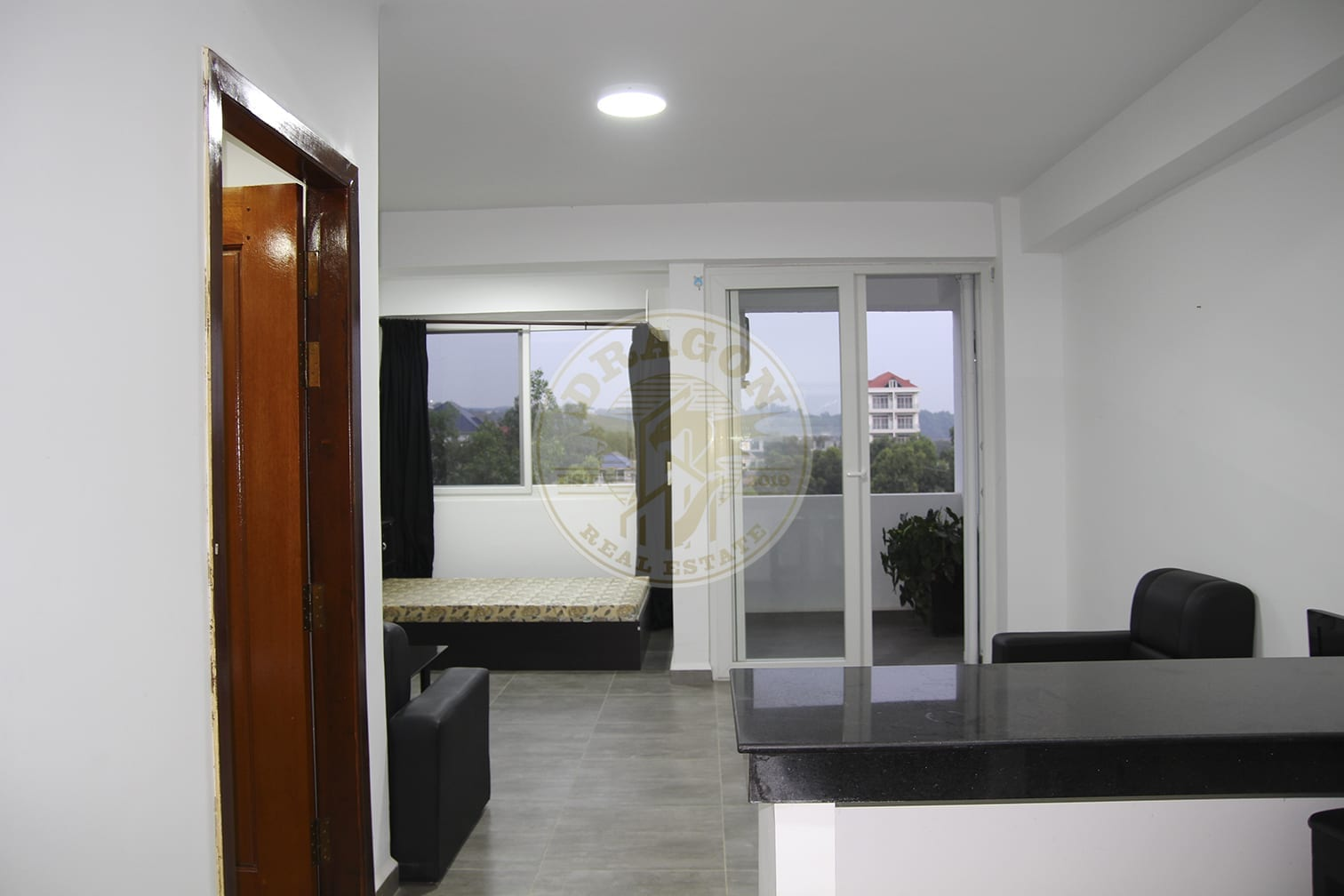 Spectacular Views in Every Direction Studio for Rent. Real Estate Sihanoukville