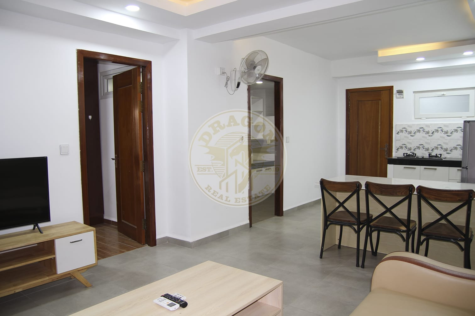 The Epicenter of Luxury and Convenience. Apartment in Sihanoukville for Rent