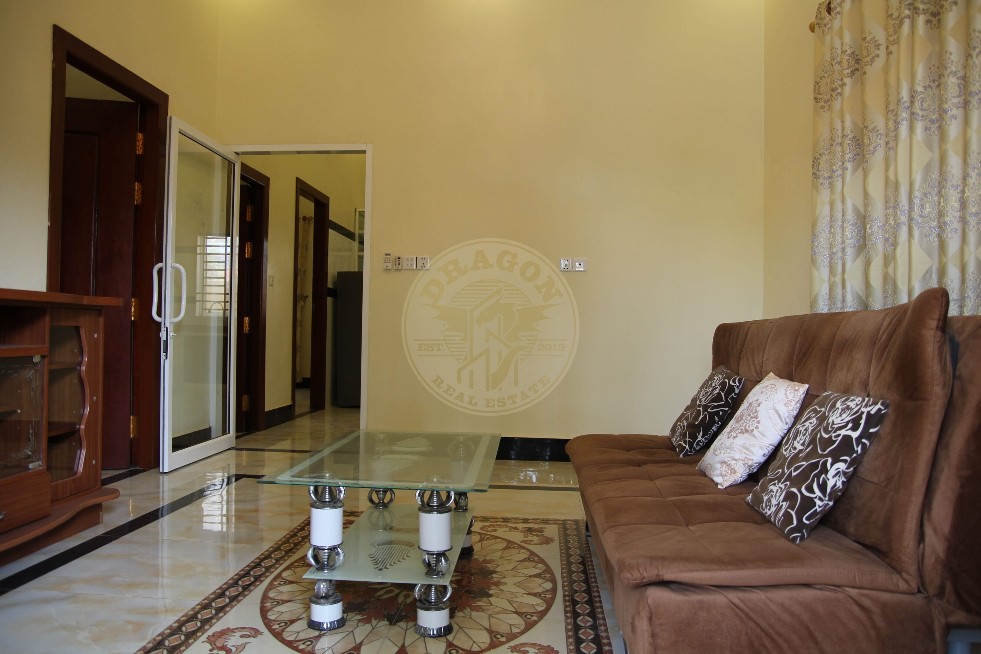 Bright and Spacious Villa. Rooms for Rent in Sihanoukville Cambodia