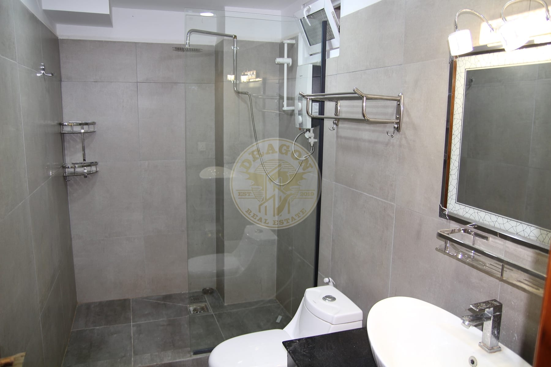 City Outside. Tranquility Inside. Studio for Rent in Sihanoukville. Real Estate in Sihanoukville