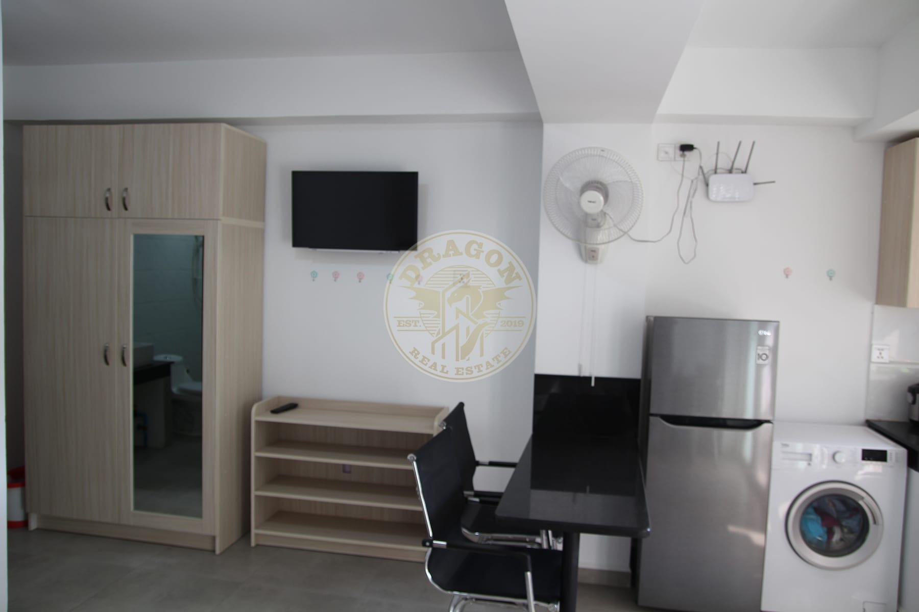 City Outside. Tranquility Inside. Studio for Rent in Sihanoukville. Sihanoukville Property