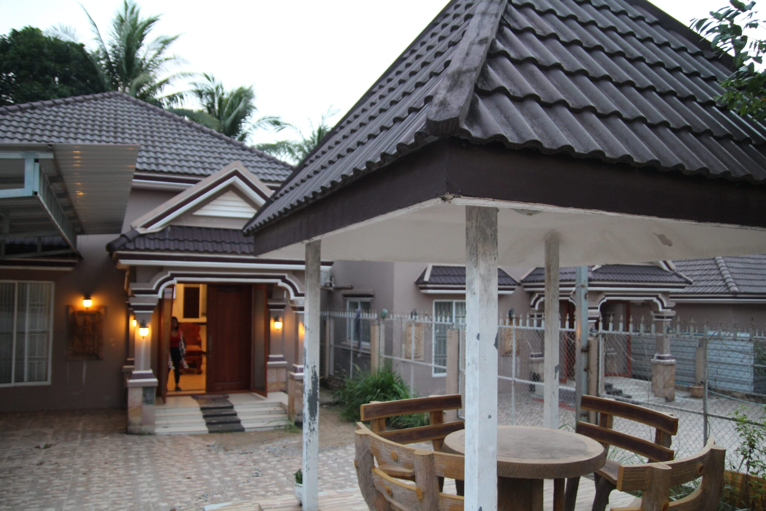 Two bedroom house for rent in Sihanoukville