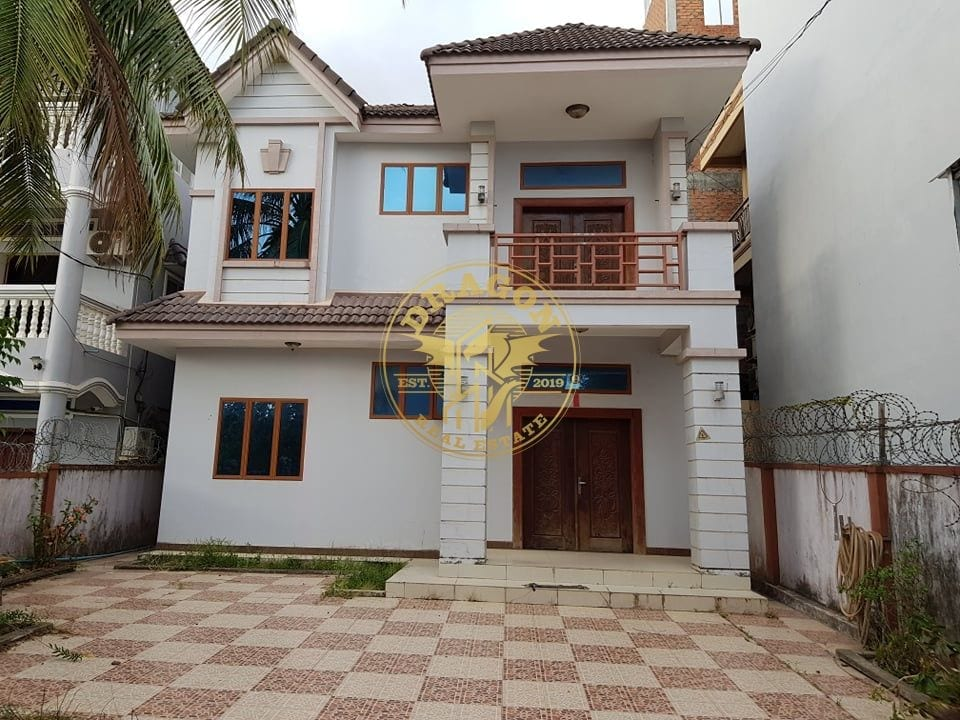 2 Story house with 4 Bedrooms