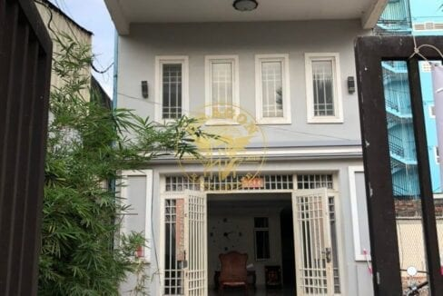 , House In Downtown In Sihanoukville