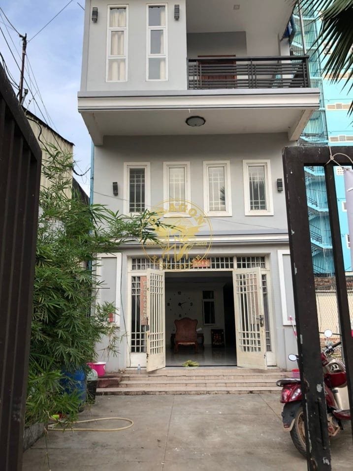 House In Downtown In Sihanoukville