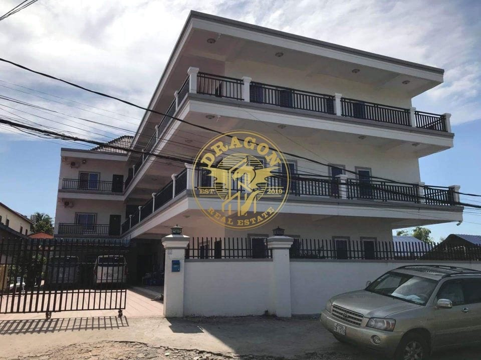 Commercial Building For rent In Sihanoukville