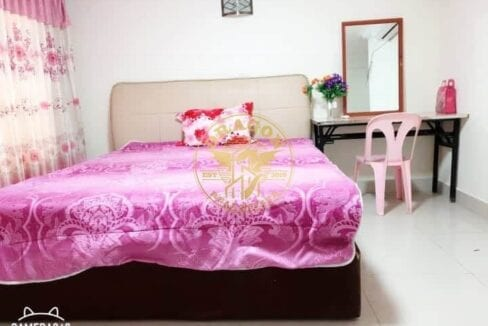 , House For Rent Near In Phsar Leu Market