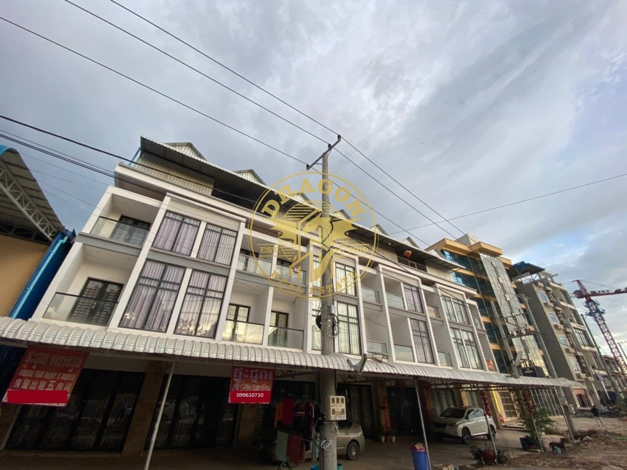 Classic House For Rent In Sihanoukville