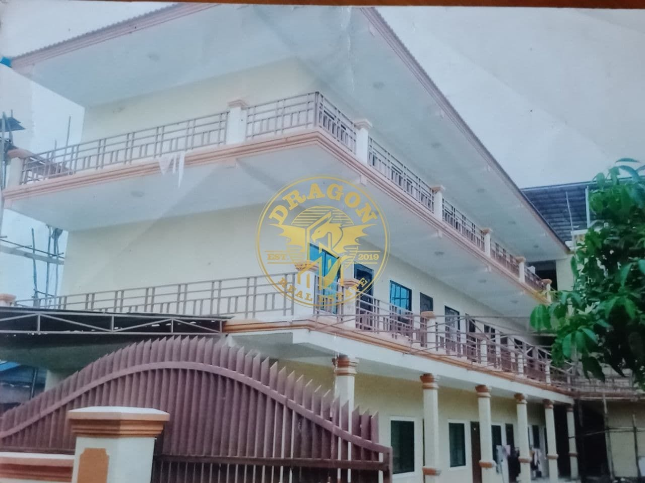 Big House For Rent In Sihanoukville
