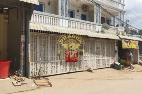 , For Rent near CT Street In Sihanoukville