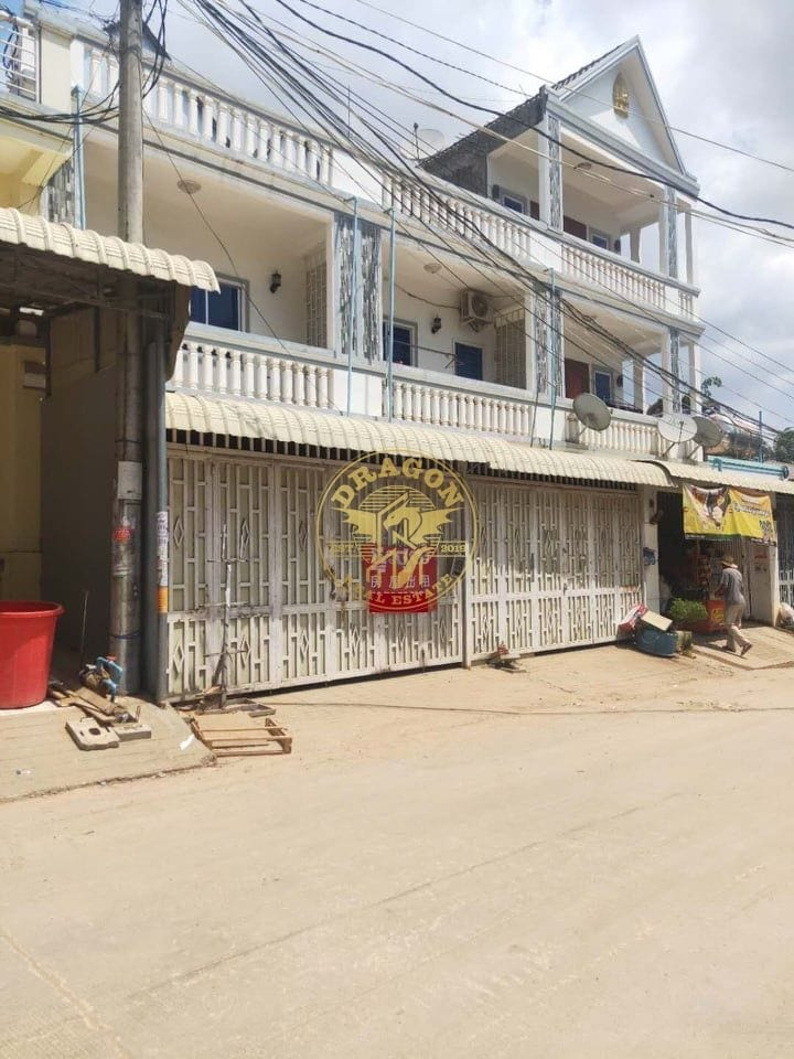 For Rent near CT Street In Sihanoukville