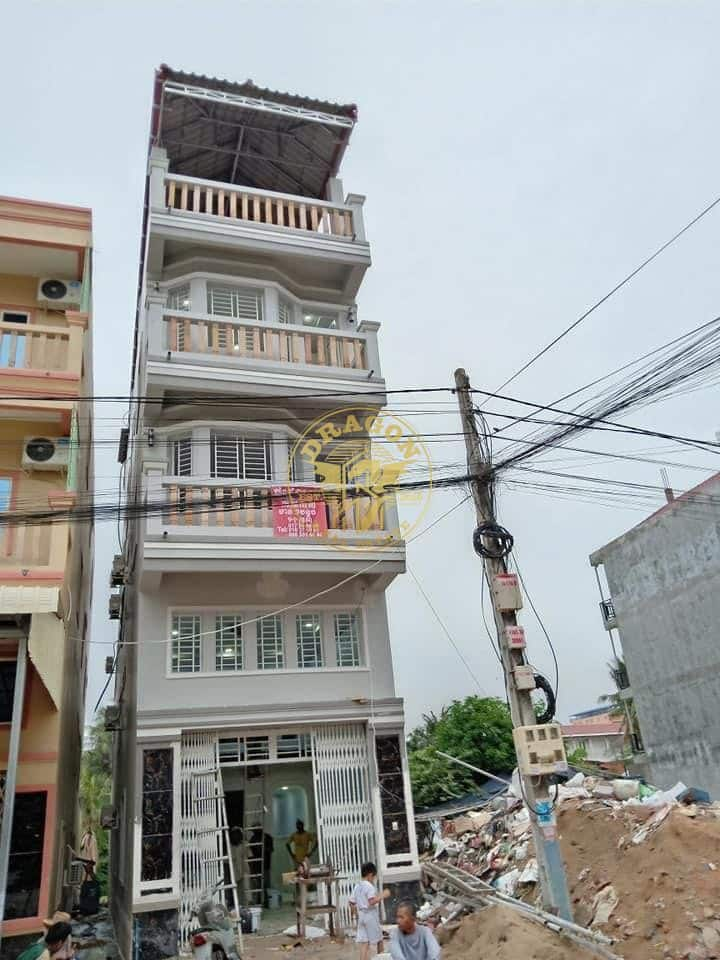 For Rent House In Sihanoukville O1