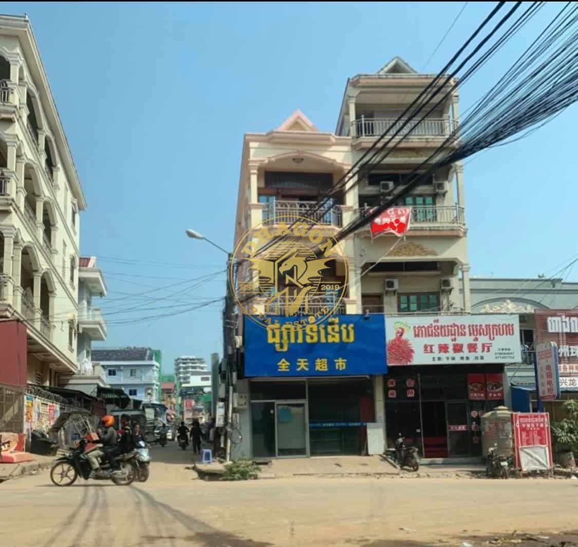 Good Location For Business In Sihanoukville