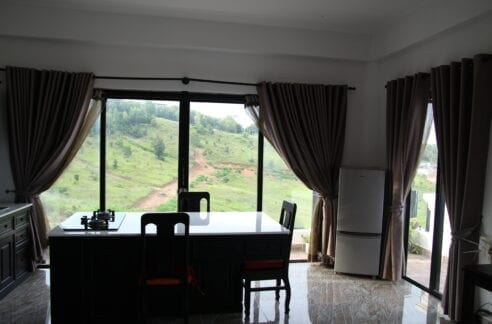 , Wow view studio for rent in Sihanoukville