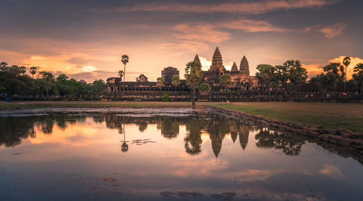 , Real Estate Market Past 20 Years in Cambodia