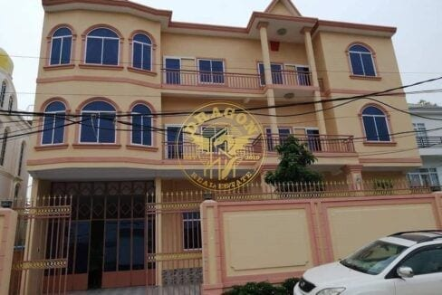 , Commercial building In Victory hill, Sihanoukville