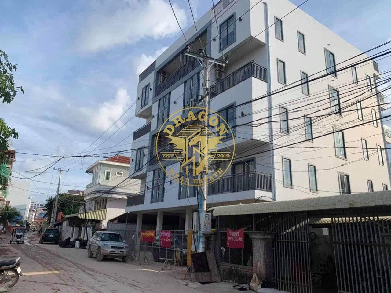 Building Near Pearl City For Rent