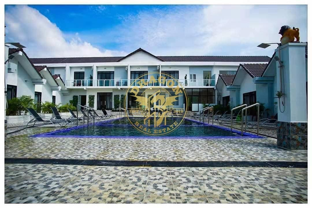 Hotel Business For Sale In Otres  Beach