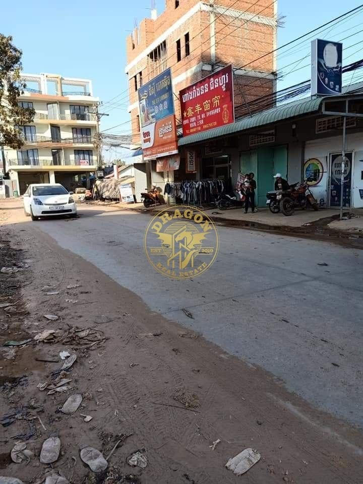 Shop For Rent In The Mittapheap Street